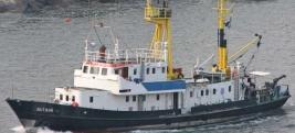 """Die """"Altair"""" im Einsatz, Quelle: shipspotting.com"""