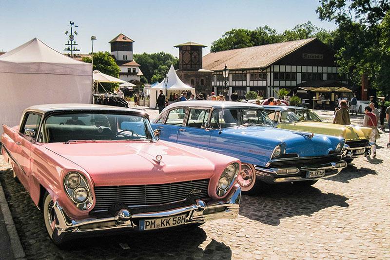 US Car Classics: Amerikanische Klassiker zum Anfassen - Ein MUSS für alle Fans der 50er und 60er Jahre.